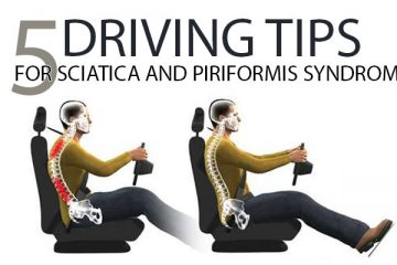 driving tips sciatica piriformis syndrome