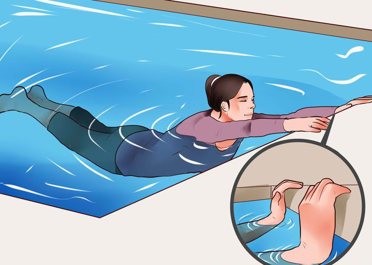 3 Water Exercises For Sciatica Pain You Need To Perform